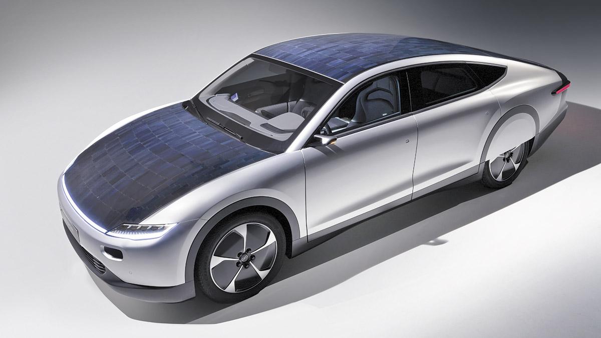 Coche eléctrico solar, ¿hasta qué punto es viable?