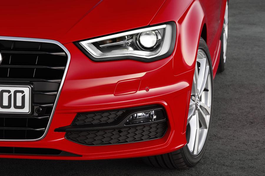 Vídeo: El Audi A3 que es capaz de ver peatones