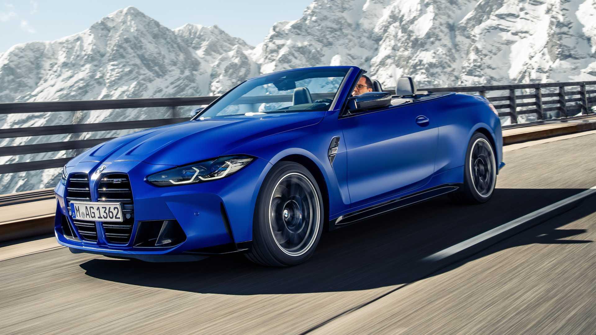 Nuevo BMW M4 Competition Cabrio 2021: con techo de lona, 510 CV y tracción total xDrive