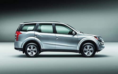 El nuevo Mahindra XUV 500 debuta en España