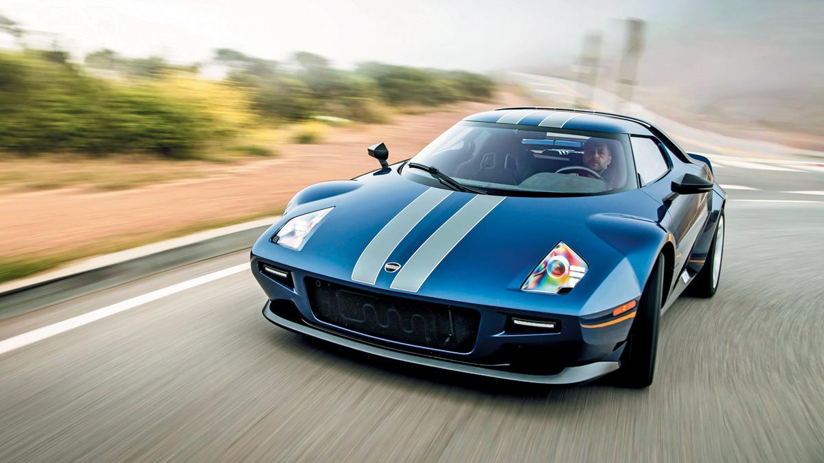 MAT Stratos: el proyecto heredero del Lancia Stratos vuelve a la carga 10 años después