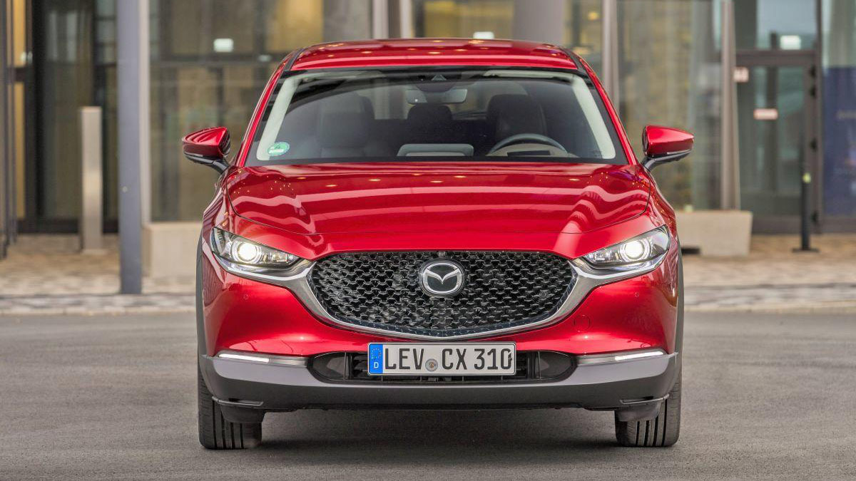 Mazda CX-30 2021 y su ofertón: etiqueta ECO, 5 mantenimientos y un gran equipo, ¡por 23.873 euros!