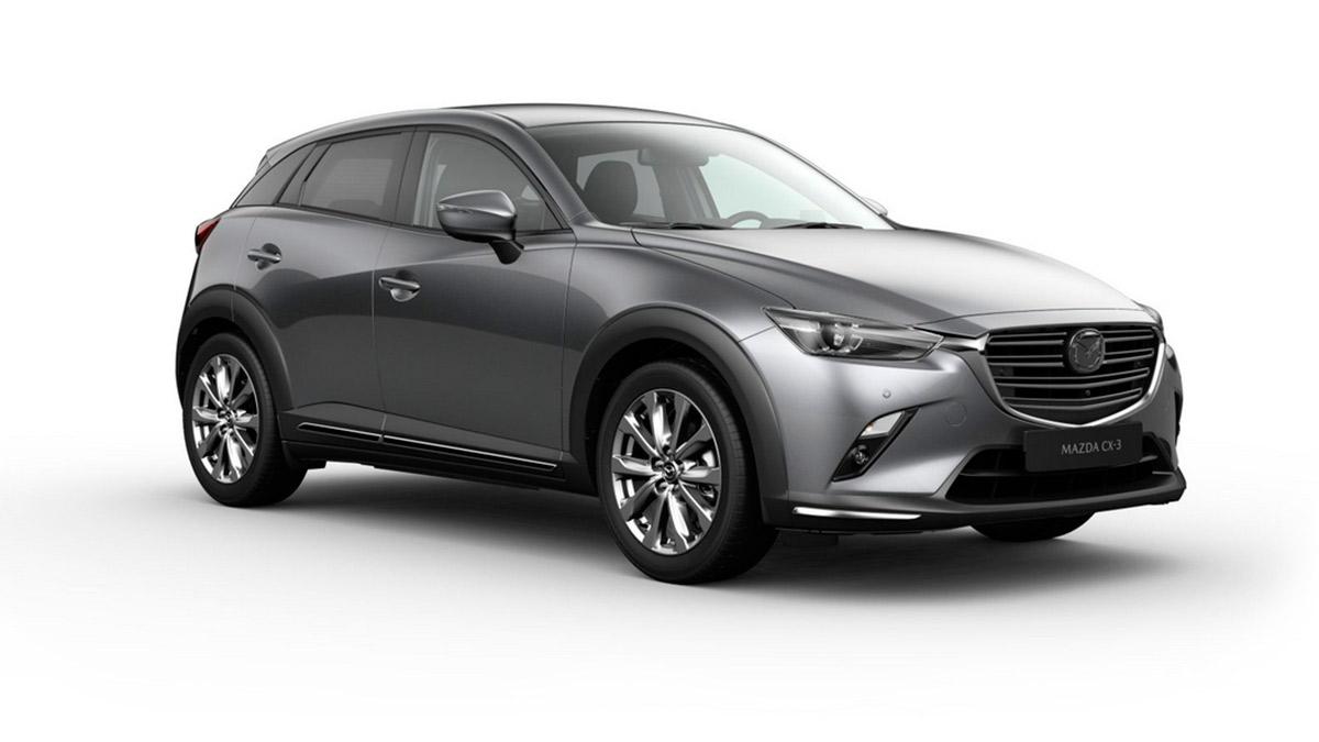 Mazda CX-3 Signature 2021: un lujoso acabado… ¡para competir con el Audi Q2!