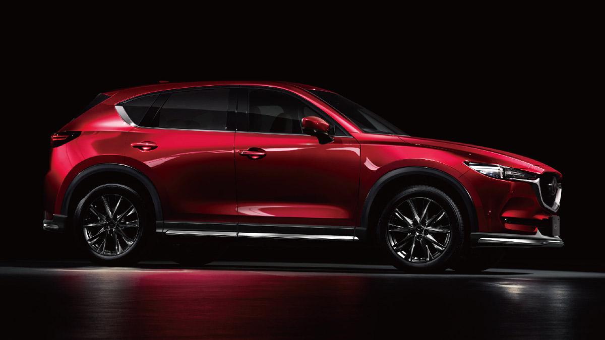 Mazda CX-5 2021: ¡nuevo motor diésel de 200 CV!