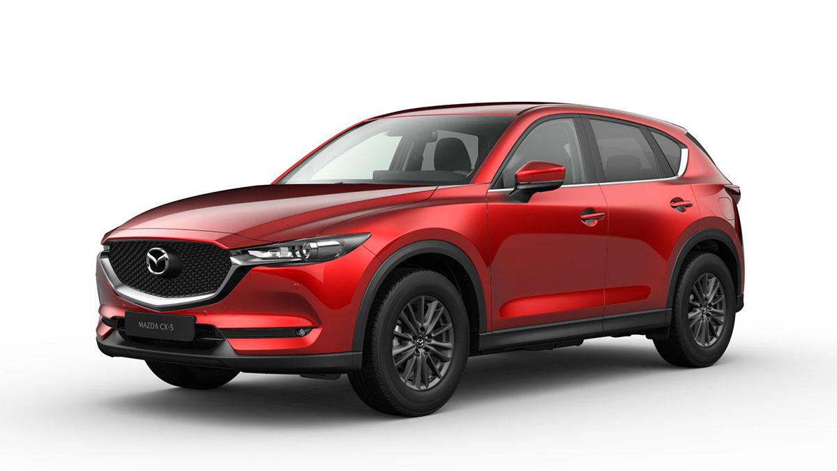 Nuevo Mazda CX-5 2021 y su órdago a los premium: con 165 CV y cinco mantenimientos, ¡por 27.190 €!