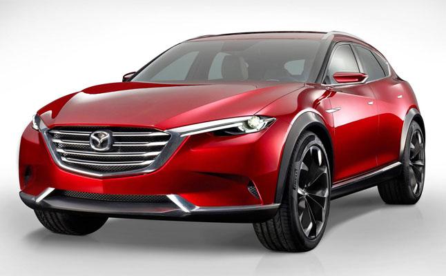 Mazda KOERU: ¿el futuro CX-5?