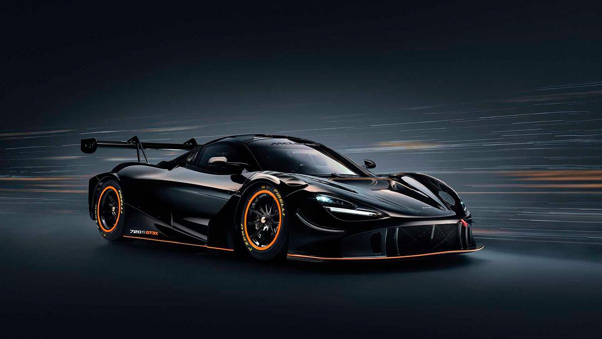 Nuevo McLaren 720S GT3X 2021: una bestia de circuito que rehuye de cualquier límite