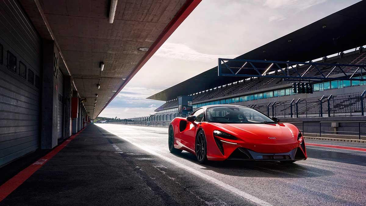 Nuevo McLaren Artura: 635 CV para el rival del Porsche 911 Turbo S