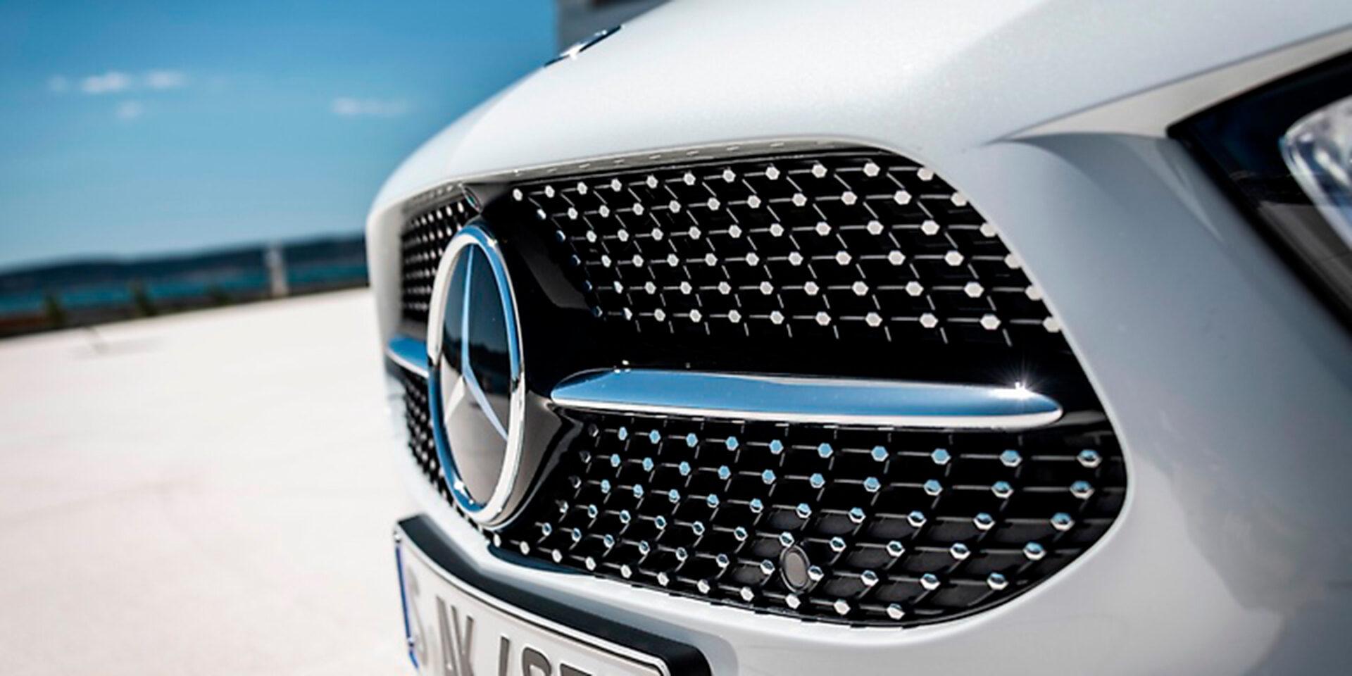 Los Mercedes-Benz más vendidos en España
