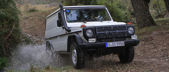 mercedes clase g professional 21