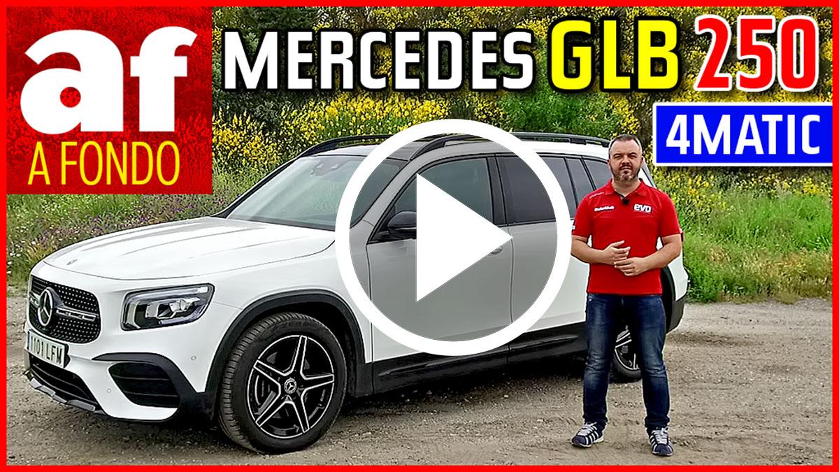 Vídeo: Mercedes-Benz GLB 250 4MATIC 2020, review y prueba a fondo