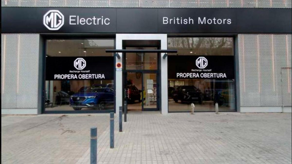 MG regresa a España en 2021 con dos nuevos SUV eléctricos
