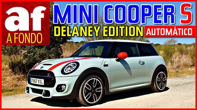 Vídeo: review y prueba a fondo del Mini Cooper S Delaney Edition