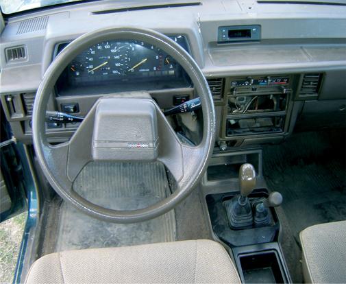 Mitsubishi L200 Strada 2.5 DC