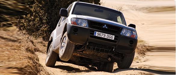 Mitsubishi Montero 2.5 Sahel