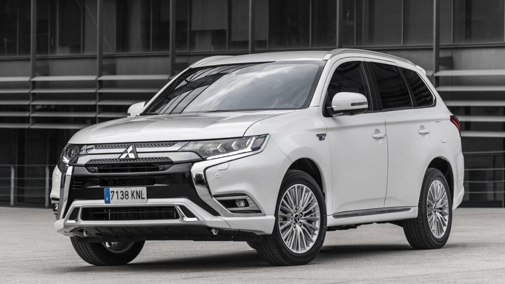 El Mitsubishi Outlander PHEV es uno de los SUV híbridos enchufables más exitosos