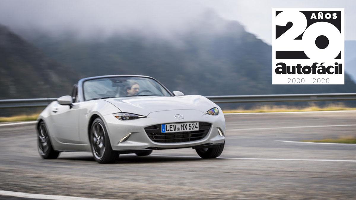 ¡Ven gratis a disfrutar con Autofácil y Mazda de un curso de conducción!