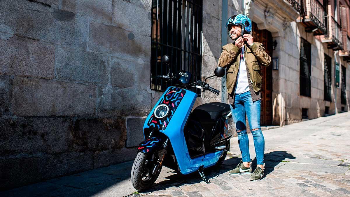 MOVO amplía su servicio en Madrid a siete nuevos distritos