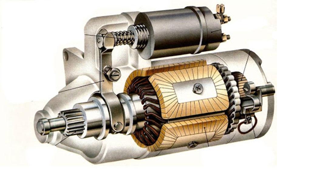 Para qué sirve el motor de arranque y cómo funciona
