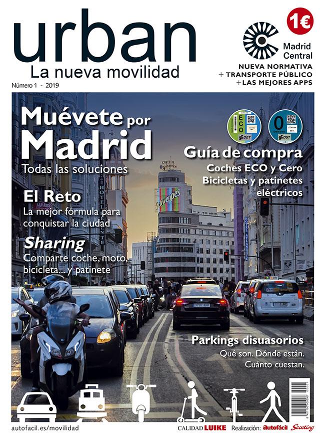 Urban, la primera revista dedicada íntegramente a la nueva movilidad