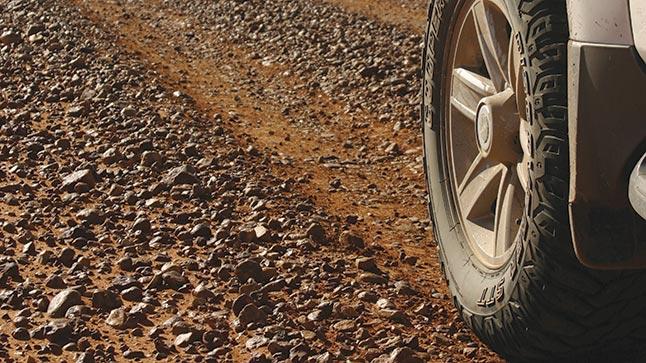 Guía para elegir el neumático adecuado para tu todoterreno