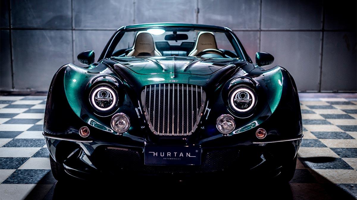Nuevo Hurtan Grand Albaycín 2021: un deportivo español de estética retro basado en el Mazda MX-5