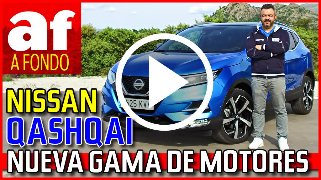Vídeo: review y prueba del Nissan Qashqai 1.3 DIG-T 140