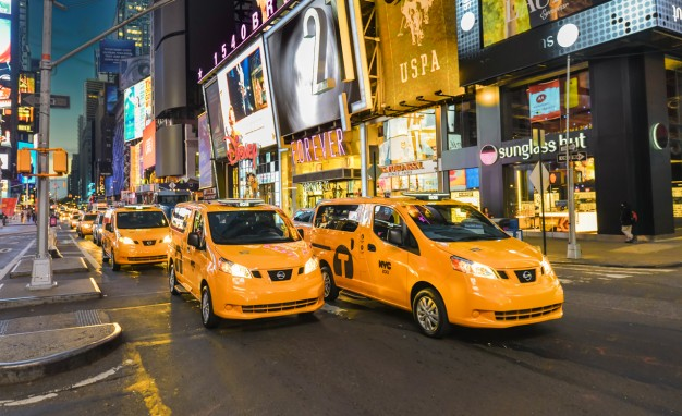 nissan nv200 gets nyc green light placement 626x382 1