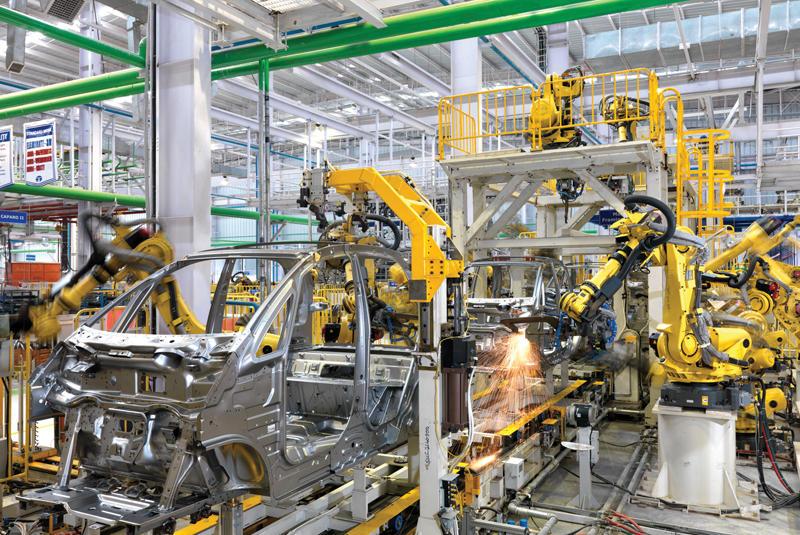 Nueva planta de producción para el Tata Nano en India
