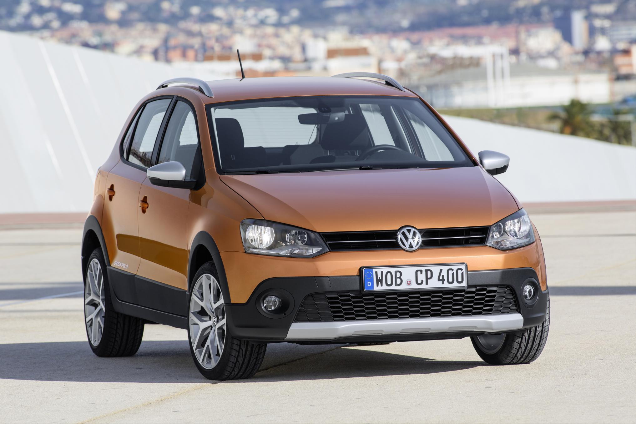 Volkswagen Cross Polo: urbano de campo