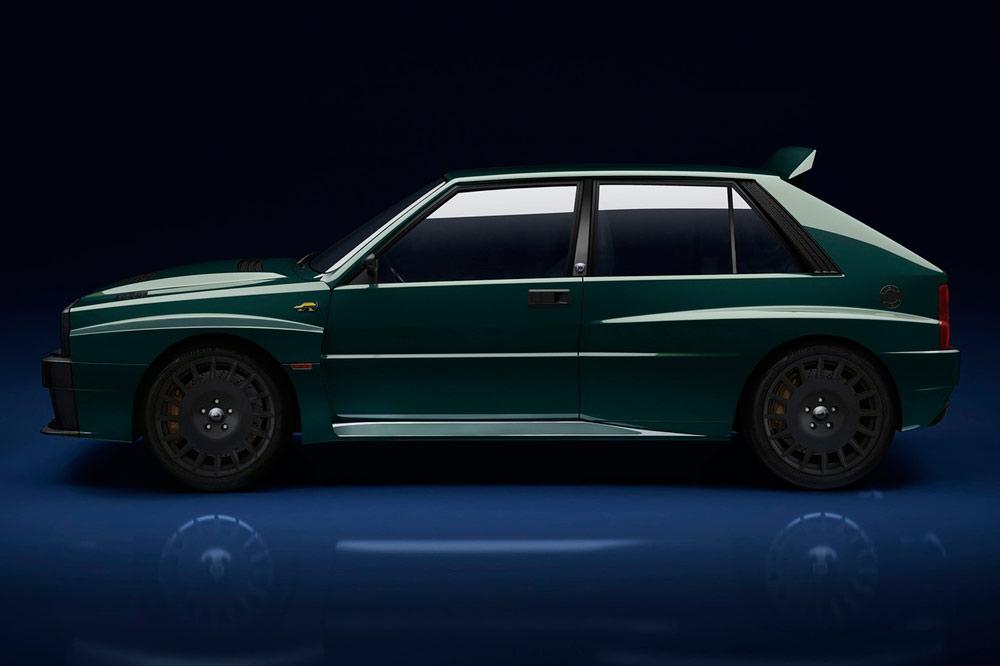 Lancia Delta Integrale, vuelve un clásico