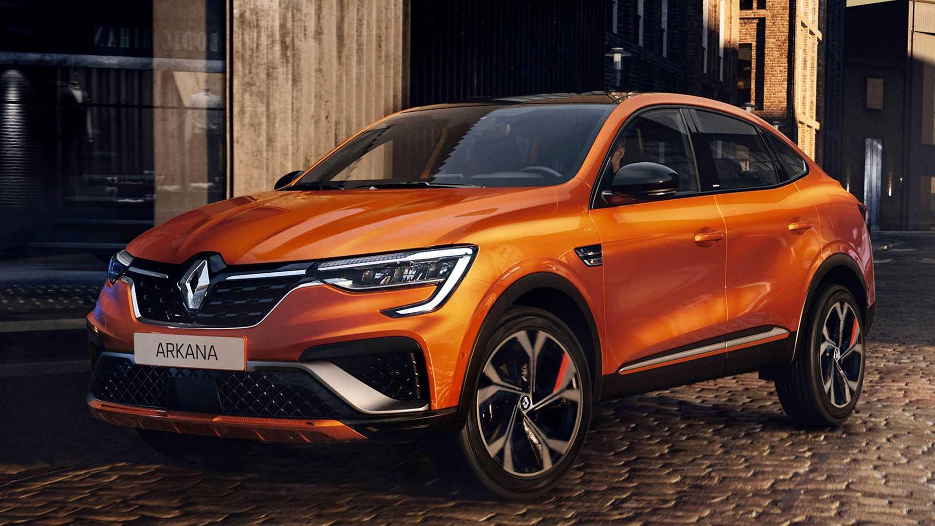 Nuevo Renault Arkana E-TECH 145 CV 2021: ¡con etiqueta ECO, muy equipado y con 5.050 € de descuento!