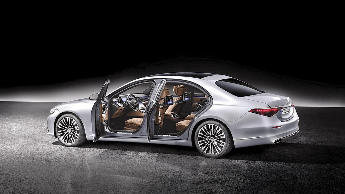 Nuevo Mercedes Clase S: toda la tecnología que incorpora