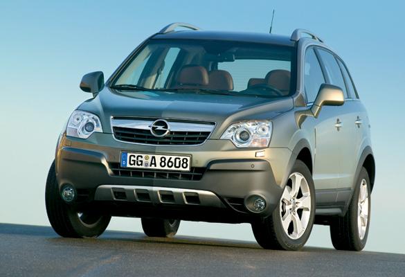 Opel Antara (2007) 2.0 CDTI