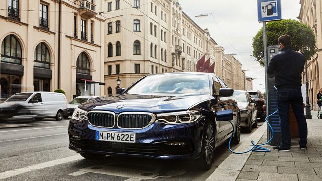 BMW 530e iPerformance: ahora con 66 km de autonomía eléctrica