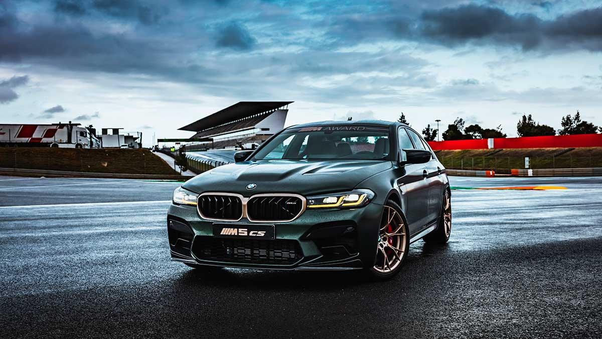 BMW M5 CS: este es su precio para España