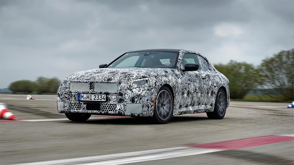Nuevo BMW Serie 2 Coupé 2022: hasta 374 CV y tracción integral xDrive