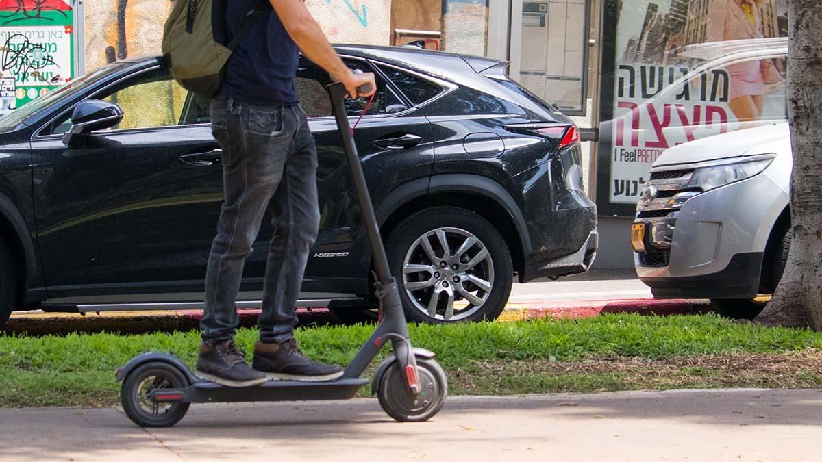 Los mejores patinetes eléctricos para ir por la ciudad