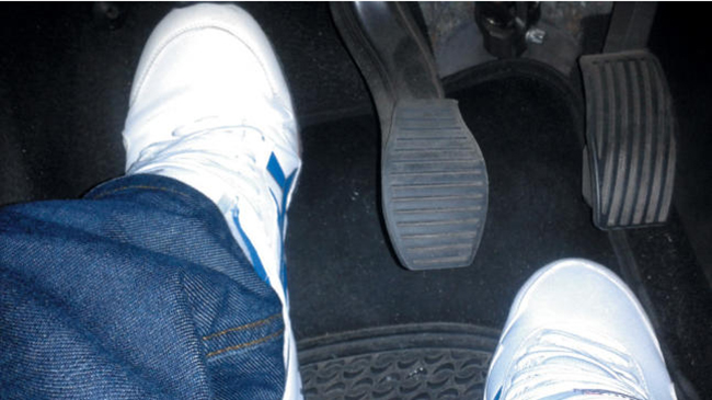 pedales 1