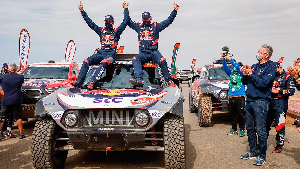 Así ha sido el Dakar 2021 para Mini, el equipo ganador