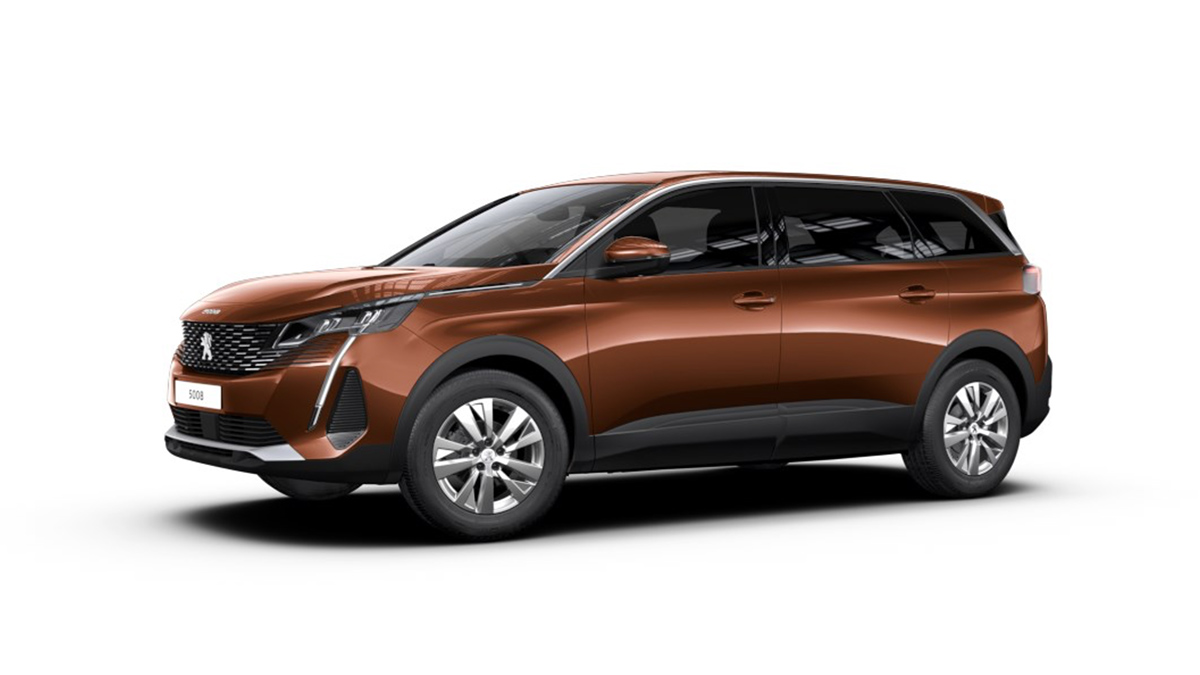 peugeot 5008 frontal