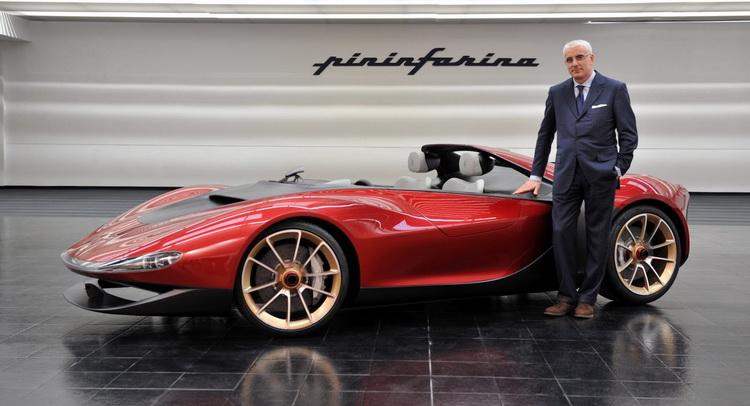 Nace Pininfarina Automobile, fabricante de coches eléctricos de lujo