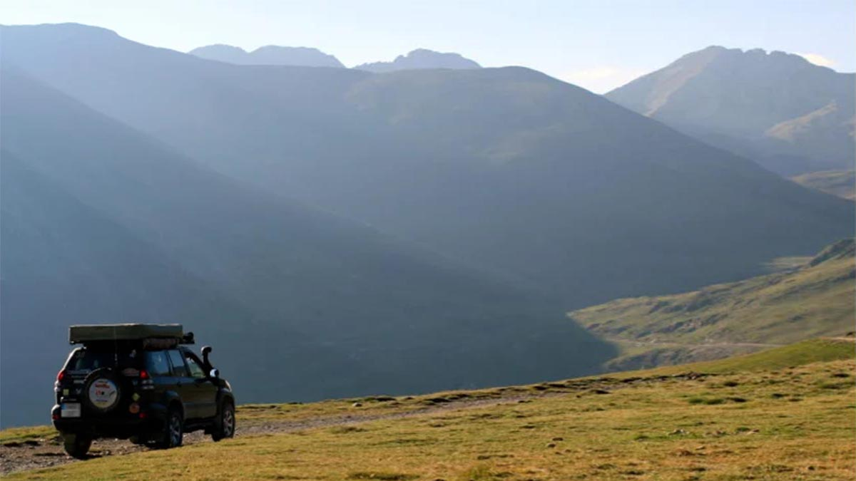Tres destinos TT con los Pirineos como protagonistas