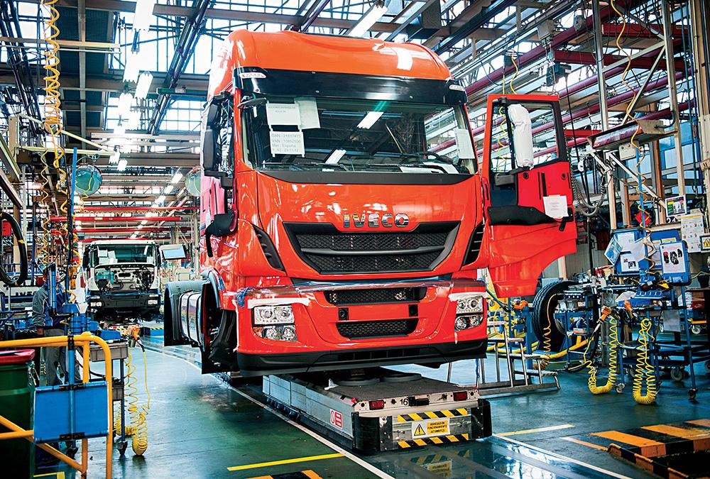 Qué fabrica Iveco en España