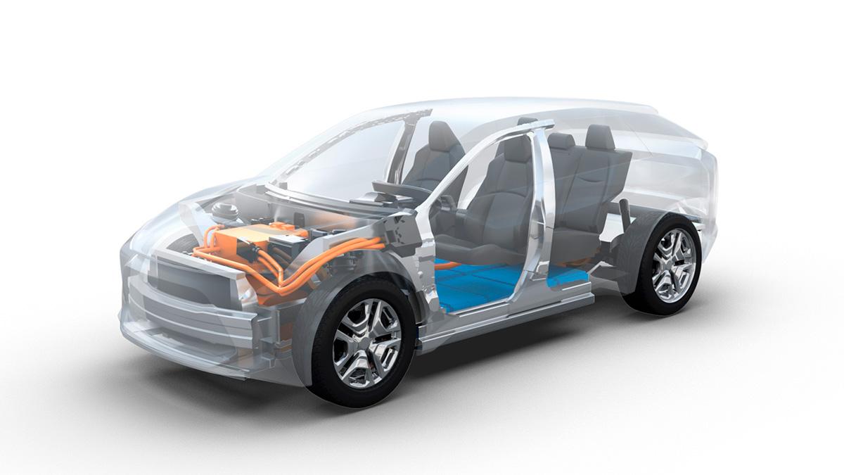 Subaru confirma un nuevo SUV eléctrico para el Europa