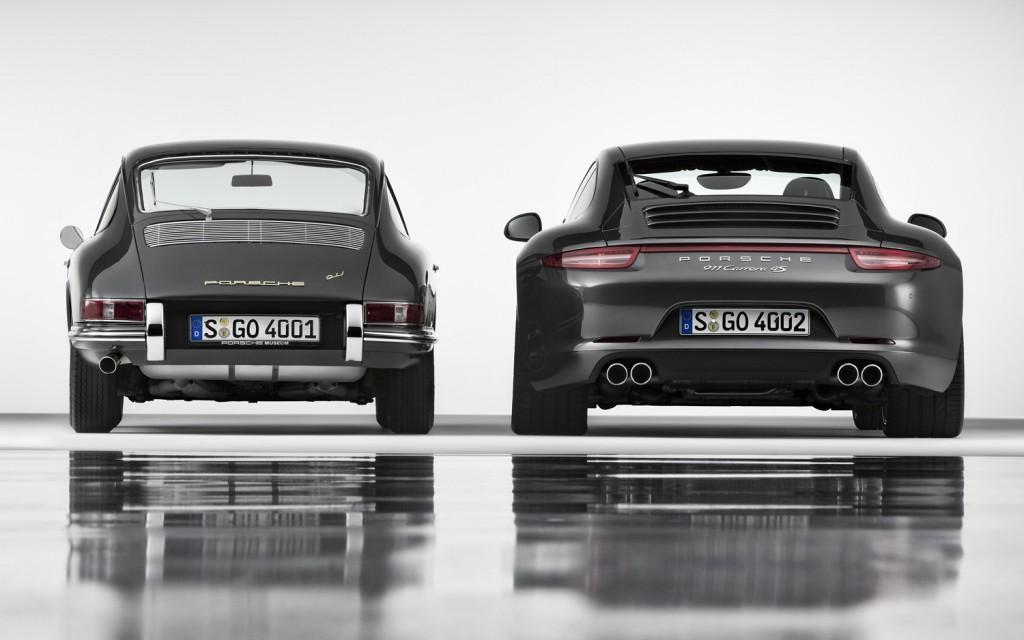 La historia del Porsche 911… en 30 segundos