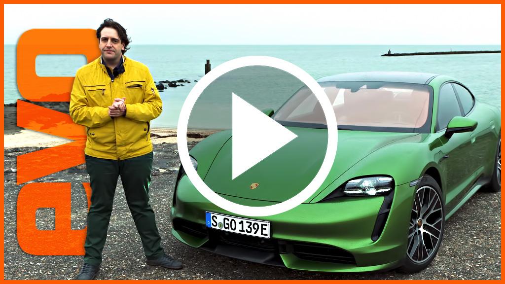 Vídeo: prueba a fondo del Porsche Taycan