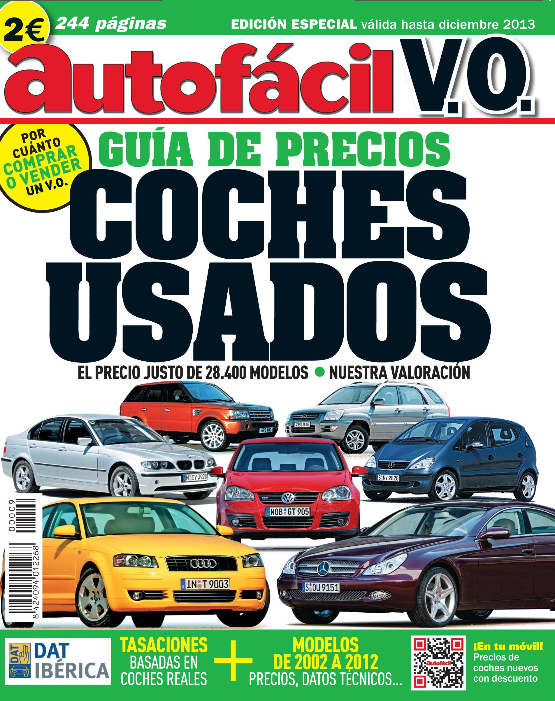 La guía de precios definitiva de coches usados