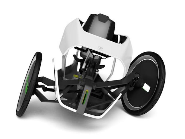 Predator HDV: Entre el coche eléctrico y la bici reclinada