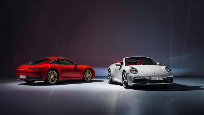 Porsche 911 Carrera 992: así es la versión de acceso a la gama